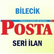 Bilecik Posta iş ilanları
