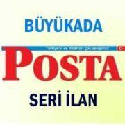 Büyükada Posta iş ilanları