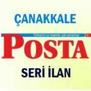 Çanakkale Posta iş ilanları