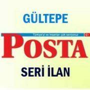 Gültepe Posta iş ilanları