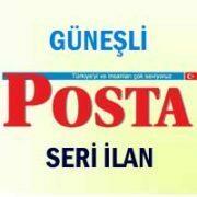 Güneşli Posta iş ilanları