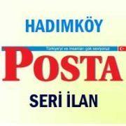 Hadımköy Posta iş ilanları