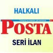 Halkalı Posta iş ilanları