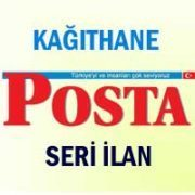 Kağıthane Posta iş ilanları