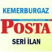 Kemerburgaz Posta iş ilanları