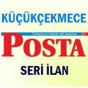 Küçükçekmece Posta iş ilanları