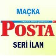 Maçka Posta iş ilanları