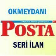 Okmeydanı Posta iş ilanları