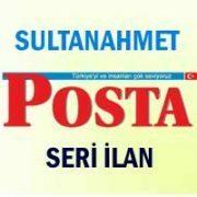 Sultanahmet Posta iş ilanları