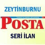 Zeytinburnu Posta iş ilanları