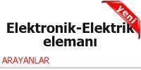 elektronik- elektrik iş ilanı