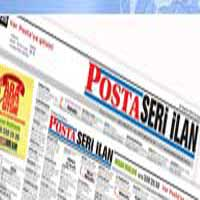 Bugünkü posta gazetesi iş ve eleman ilanları, seri ilan sayfaları