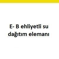 Ankara şoför iş ilanı