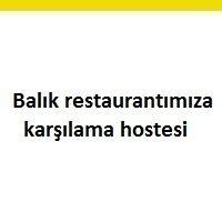 Terimi kaldır: balık restauranına hostes balık restauranına hostes