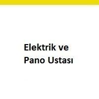 elektrik ustası aranıyor, elektrik ustası iş ilanları, elektrik ustası arayan, pano ustası aranıyor, pano ustası ilanları, pano ustası iş ilanları sayfası