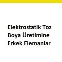 elektrostatik toz boya elemanilanları, elektrostatik toz boya elemanı ilanları, elektrostatik toz boya eleman iş ilanları, elektrostatik toz boya elemanı aranıyor, elektrostatik toz boya elemanı iş ilanları, elektrostatik toz boya eleman ilanları istanbul, elektrostatik toz boya eleman iş ilanları sayfası