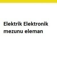 elektrikçi aranıyor, elektrik elemanı iş ilanları, elektrik elektronik elemanı ilanları, elektrikçi arayan, elektrik elemanı ilanları anadolu yakası, elektrikçi ilan sayfası, elektrikçi iş ilanları sayfası
