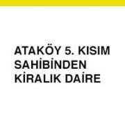 ataköy'de kiralik daire, ataköy 5. kısım kiralık daire, acil kiralık daire, ataköy kiralık daire arayanlar