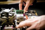 Elektronik elektrik elemanı