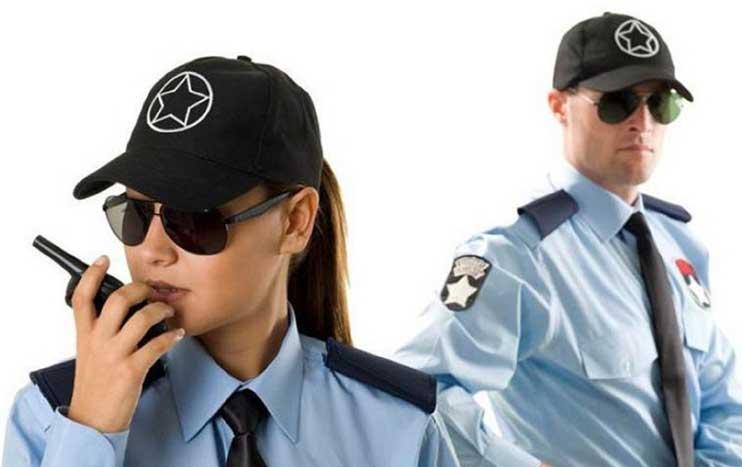 Özel Güvenlik Görevlisi arayan