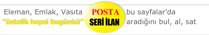 Posta İstanbul iş ilan sayfası