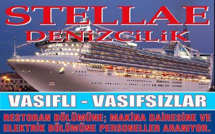 stellae deniz bugünkü gemi iş ilanları