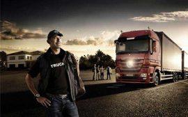 Yurtdışı Vizeli Tır Şoförü İş İlanları