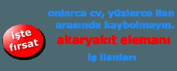 Antalya Akaryakıt Pompacı İş İlanları