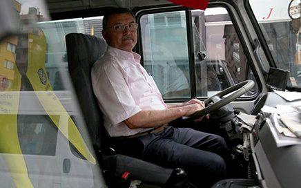 Emekli Şoför - Halkalı