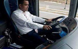 Ataşehir SRC belgeli Şoför İş İlanları